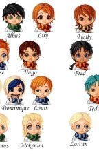 What Next-a Harry Potter next generation fan fiction by katie_potterhead_123