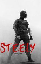 Steely |Bucky Barnes| by Dzybekk