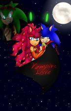 Vampire Love by XxFlameTheHedgehogxX