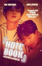notebook | vhope by namjeans
