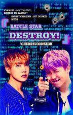 BATTLE STAR DESTROY! | namseok by namjeans