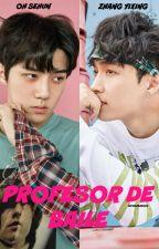 Profesor de baile [LayHun/Sexing] by lordsatansoo