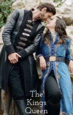 The Kings Queen (Caspian Love Story) by novelfanatic_