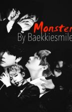Monster (Chanyeol Fanfic) by baekkiesmile