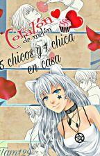 5 Chicos Y 1 Chica En Casa  by Thamy129