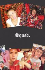 Squad // Cameron Dallas by GraysonSquad