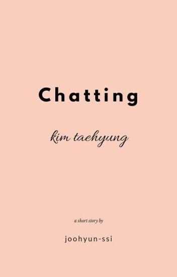 chatting +kim taehyung (revisi)