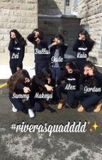 Rivera Gang: Family By Choice. by StupidRantz_