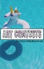 Art Contests by SpiderInMyBathtub