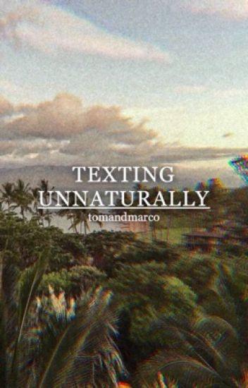 texting unnaturally ♢ teen wolf/the vampire diaries/shadowhunters