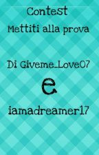#MettitiAllaProva. by Unicornblve