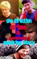 crime and punishment (One direction spanking story) by winchesterwonderland
