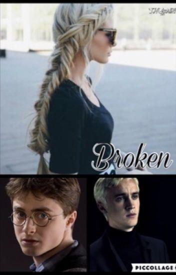 Broken~Harry Potter Lovestory (Book 2 of Deep Love) - Julie