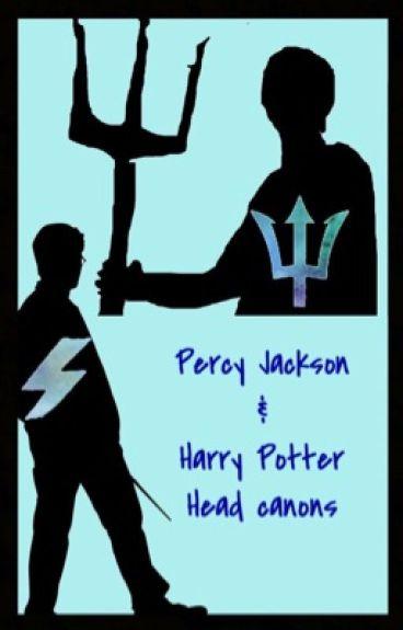 Head Canons: Harry Potter, Percy Jackson