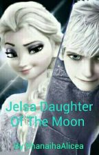 Jelsa Daughter  Of The Moon  by ShanaihaAlicea