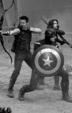 Avengers, texting. by jamesxbarnes