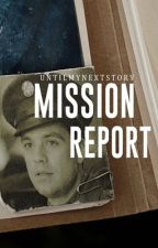 Mission Report | Bucky Barnes by untilmynextstory