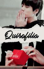 Quirofilia [jikook] by btsatan