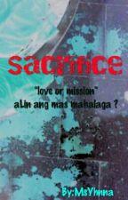 Sacrifice ❌ by MsYhnna