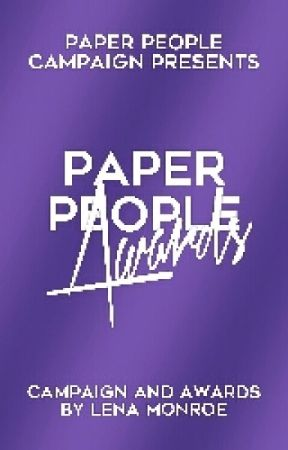 Paper People Awards 2016. by PPAwards