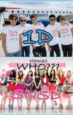 WHO???- A Girls Generation(SNSD)/One Direction Fan Ficton by ctama2