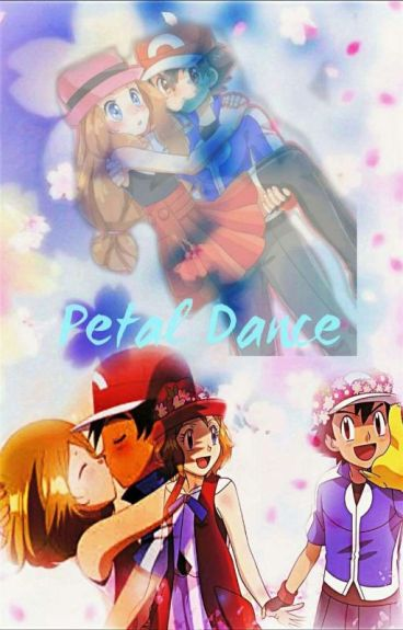 Petal Dance - An Amourshipping Oneshot