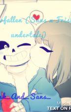UnderFallen SansxFriskxChara (Complete) by AngelinasArtAndmemes