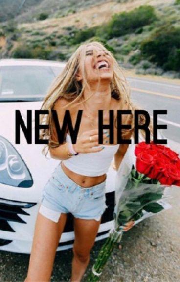 New Here • JB