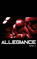 Allegiance // Kylo Ren by laur_n