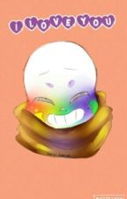 Un Amor Muy Colorido (Ink!Sans X Ti) by Renakawaii123