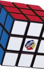 Rubik's Cube Chronicles by LynnTea20