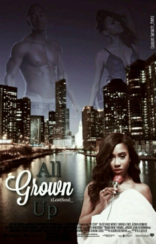 All Grown Up by 1LostSoul_