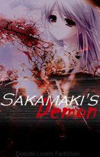 Sakamaki's Demon {Diabolik Lovers Fanfiction} by anime-k92x