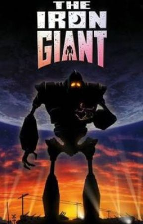 The Iron Giant (2016-2017) by GamingDargoon94