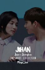 JIHAN (Jisoo x Jeonghan) Oneshoot Collection by pingu_inx
