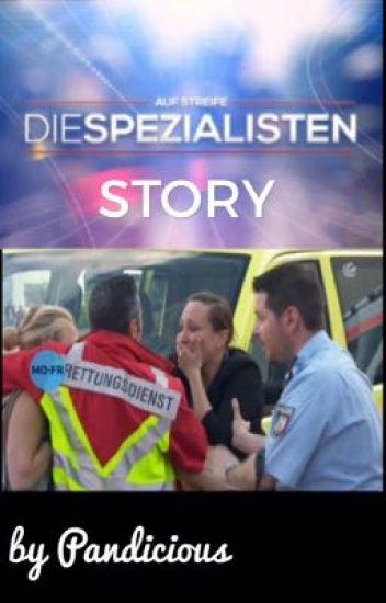 Auf Streife - Die Spezialisten Story
