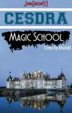 Cesdra Magic School by JuniGreen
