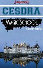 Cesdra Magic School by JuniGreen