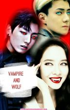 VAMPIRE and WOLF  by UnPrettyGirl04