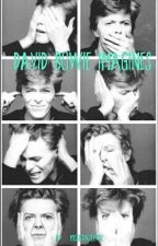 David Bowie Imagines by MissBowieLover