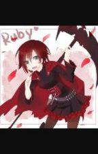 My Rose (Ruby Rose X Male Reader) by arrekushisumizumi