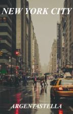 New York City by blackandsilverstars