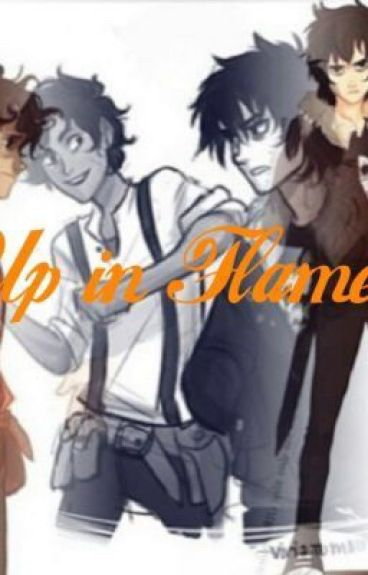 Up in Flames: A Leico (Leo x Nico) fanfic