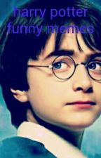 Harry Potter Funny Memes {Wattys 2017} by sanjisawesome