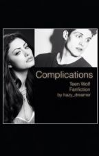 Complications| Teen Wolf | Isaac Lahey by hazy_dreamer