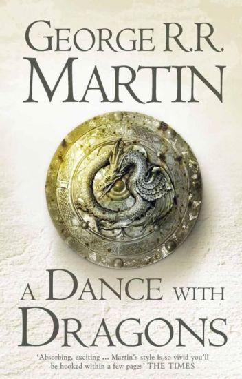Танец с драконами. Грезы и пыль. Джордж Р. Р. Мартин. Книга пятая
