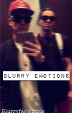 Blurry emotions (Skammy) by blurryfacedgirls