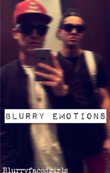 Blurry emotions (Skammy)