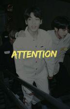 Attention +Jungkook [jjk] by mcflurriess