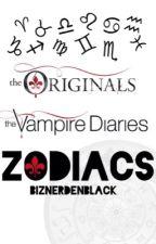 Tvd&TO Zodiacs by biznerdenblack